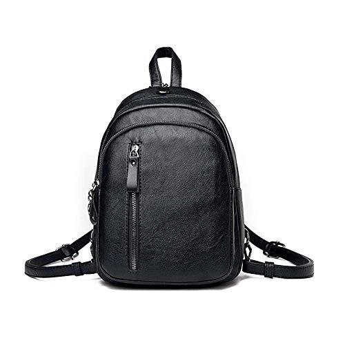Business Laptop Backpack Notebook Rucksack Women Leather Backpack Shoulder Bag Women