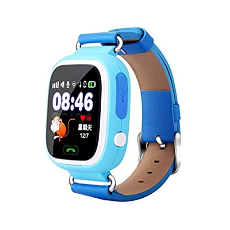 Smartwatch Q90 Pantalla táctil a color IPS de 1.22 pulgadas Reloj ...