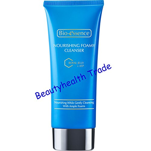 Bio-Essence Nourishing Foamy Cleanser Royal Jelly with ATP 100 G.(Beautyhealth Trade)
