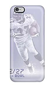 Anti-scratch And Shatterproof Ray Rice Phone Case For Iphone 6 Plus/ High Quality Tpu Case