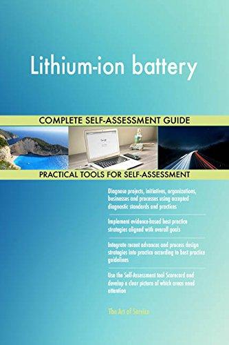 Amazon Com Lithium Ion Battery Toolkit Best Practice Templates