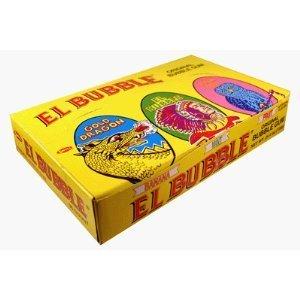 Bubble Gum Cigars - Banana/Apple/Fruit 36CT Box