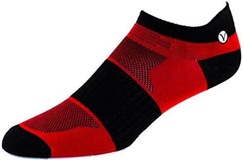Mens Colorful Patterned Ankle Socks