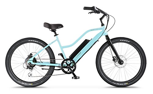 Juiced Bikes OceanCurrent Electric Beach Cruiser Bicycle