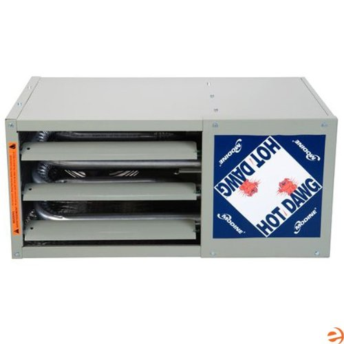 Power Vented Heater - 4