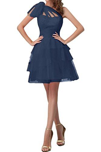 TOSKANA BRAUT - Vestido - trapecio - para mujer azul marino