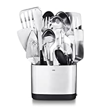 OXO SteeL 15 Piece Utensil Set