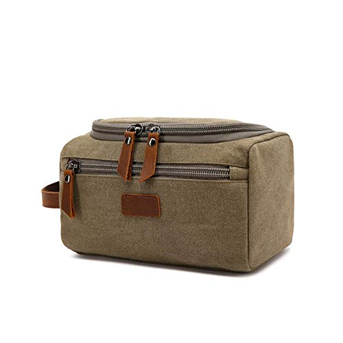 Alian Army Portable Storage And Bag Travel Convenient Men Canvas Cosmetic Style Multifunctional European For Toiletry Green Women American rna5qw8rR
