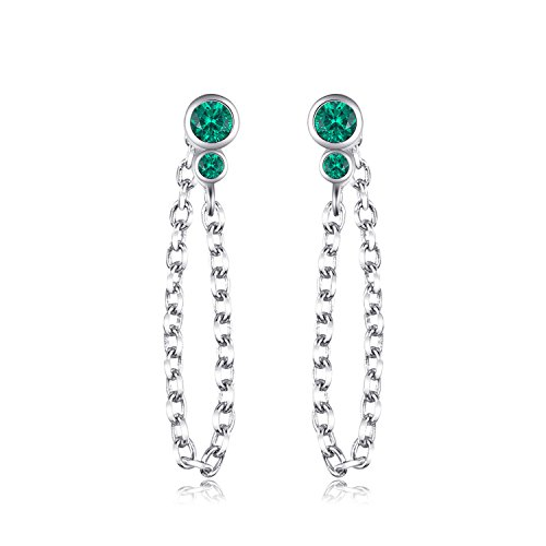 Tiffany Emerald Earrings - 3