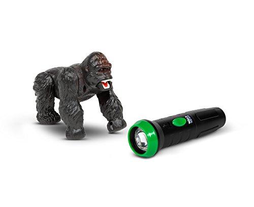World Tech Toys Gorilla Infrared Remote Control Critter, Black, 4.5 x -