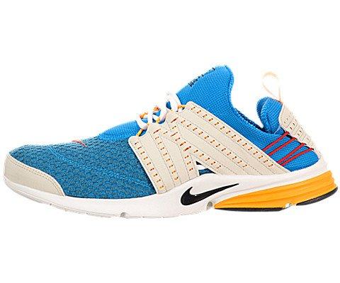 Nike Men's Lunarpresto Pht Bl/Blk/Lt Bg Chlk/Atmc Mng Running Shoe 10 Men US