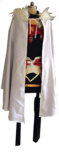 Cosnew Anime Astolfo Dress Outfits Uniform Cosplay Costume-Made