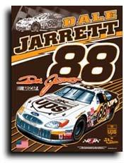 Bill Elliott Flags - Flagline Dale Jarrett - 27