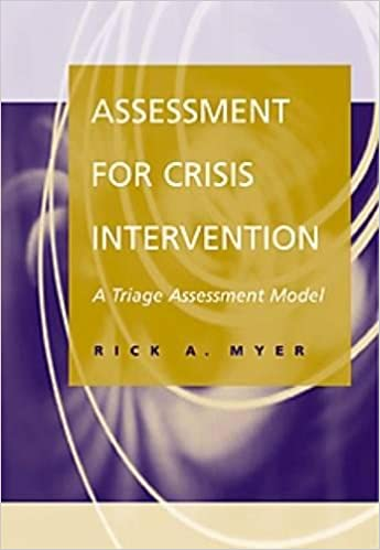 Assessment for Crisis Intervention
