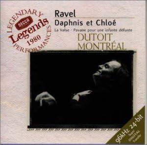 ラヴェル/バレエ音楽「ダフニスとクロエ」全曲