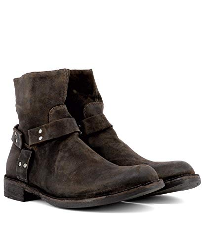Marron Creative Homme Suède Ikon055sigaro Bottines Officine n70OdqtUO