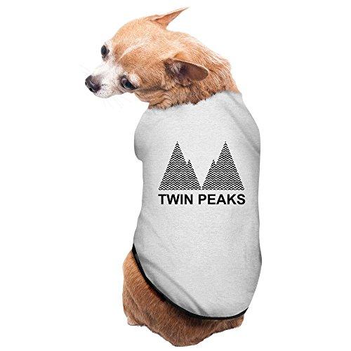 Fashion Sleeveless Pet Supplies Twin Peaks Mountain Dog Costume Puppy (Twin Peaks Costumes)