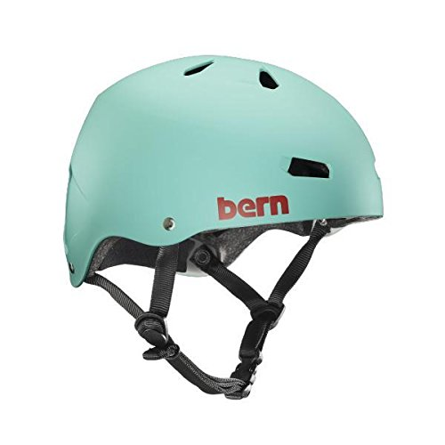Bern Unlimited Macon EPS Helmet (Matte Turquoise, Large)