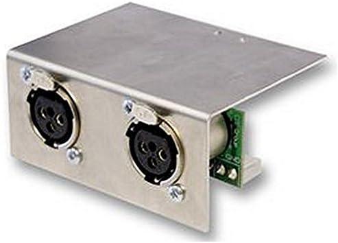 AV para suelo módulo de caja de AV, 2X XLR A caja de suelo SKTS que