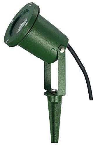 Betterlighting BT9001 grün Flut- und Spotbeleuchtung, GU10, grün, 9,12 x 9,12 x 31,5 cm