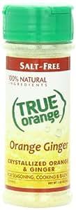 True Orange Shaker, Ginger, 2.82 Ounce