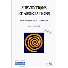 SUBVENTIONS ET ASSOCIATIONS