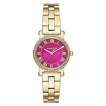 8ac2965cc464 Michael Kors Women s Petite Norie Quartz Watch with Stainless-Steel Strap