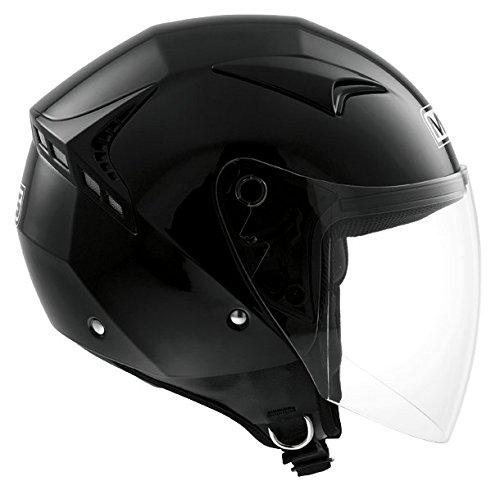 talla L AGV Helmets Casco Jet G240 MDS E2205 Solid color Negro
