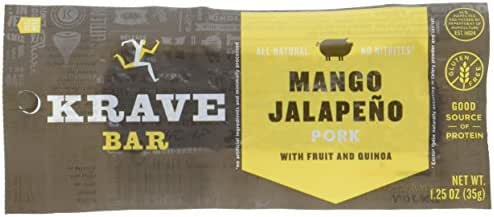 Jerky & Dried Meats: Krave Bars