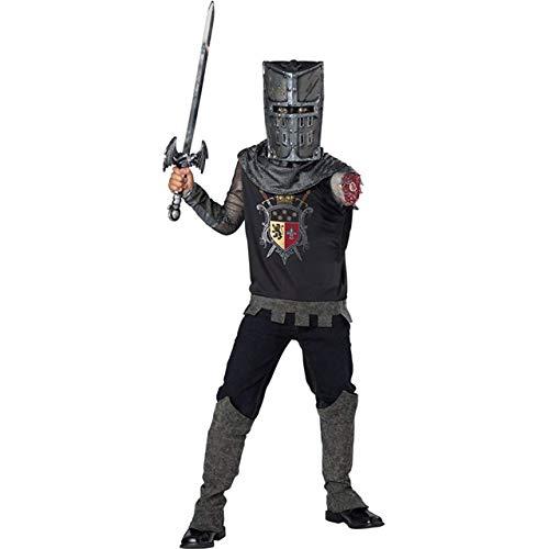 Black Knight Kids Costume -