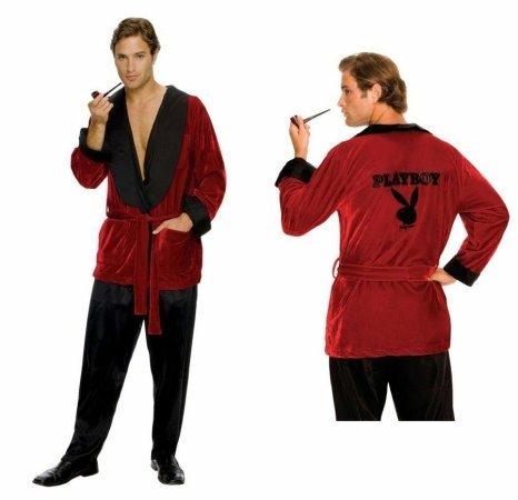 Hugh Hefner Costume - Extra Large