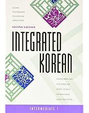 Integrated Korean Intermediate 1 Textbook (2nd)