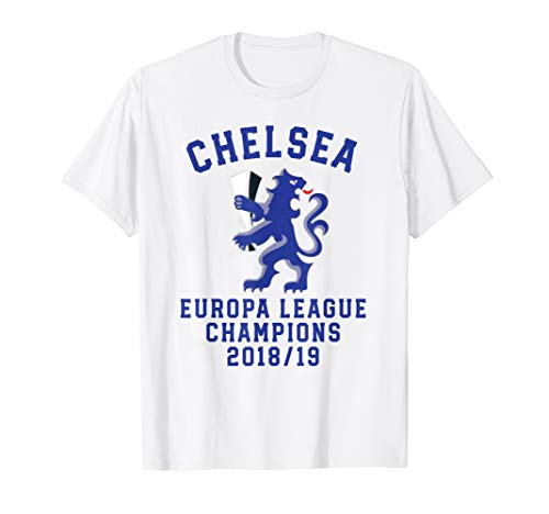 Chelsea Soccer Jersey Europa Champions Blues Gift ()