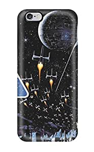 New Style 7470076K51742845 Shock-dirt Proof Star Wars Case Cover For Iphone 6 Plus