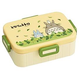 Skater Japanese Lunch Box 900ml with 4 locks Ghibli Neighbor Totoro Sampo Walking 15