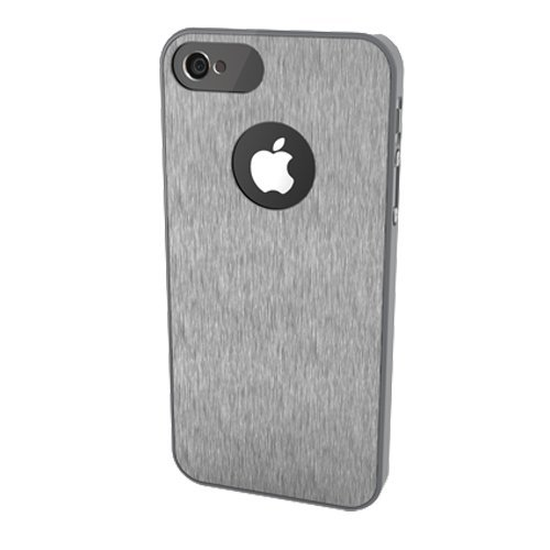 Kensington K39681WW Aluminium Case für Apple iPhone 5 silber