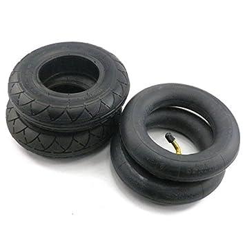 yunshuo 200x50 (20.3cmx5.1cm) Scooter Neumático & Cámara SET para cuchilla Bladez