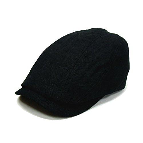 帽子 メンズ 春夏 ハンチング3ラインタイプII