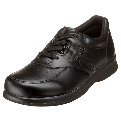 Propet Mens M3910 Vista Walker Oxford, Noir Lisse, 11 N (us Mens 11 B)