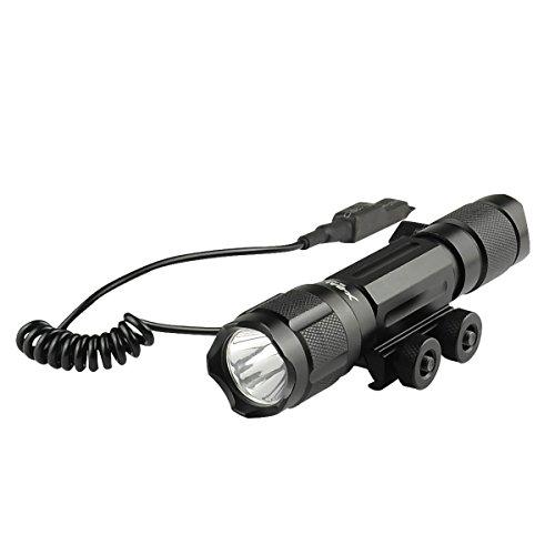 900 lumen tactical flashlight - 6