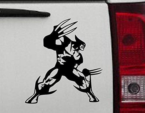 Decal - Wolverine - Wolverine Logan Vinyl Sticker - Wolverine - 1 (9