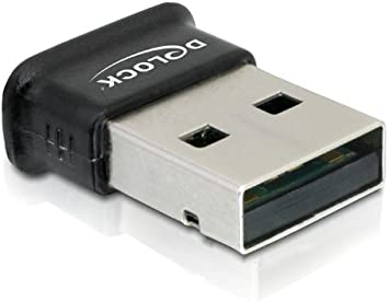 Delock Adapter USB 2.0  LAN 10//100 Mb//s USB Bus Powered Plug /& Play