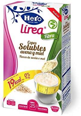 Hero Copos Solubles de Avena y Miel - 125 gr: Amazon.es: Salud y cuidado personal