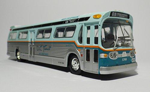 Corgi Fishbowl DC Transit 1:50 Scale new in box