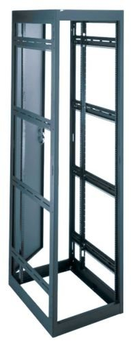 MRK Series 24U - 44U Open Frame Server Rackmount Rack Spaces: 24U Spaces, Depth: 31.5''