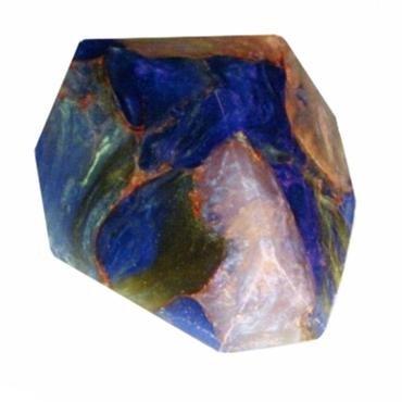 (TS Pink Opal Fragrance-Free SoapRocks - Soap that looks like a Rock ~ 6 oz. Gem Rocks Birthstone Jabón)