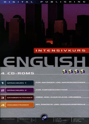 Intensivkurs English. CD- ROMs für Windows 3.x/95/NT 4.0