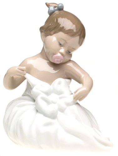 Nao My Blanky Porcelain Figurine by NAO