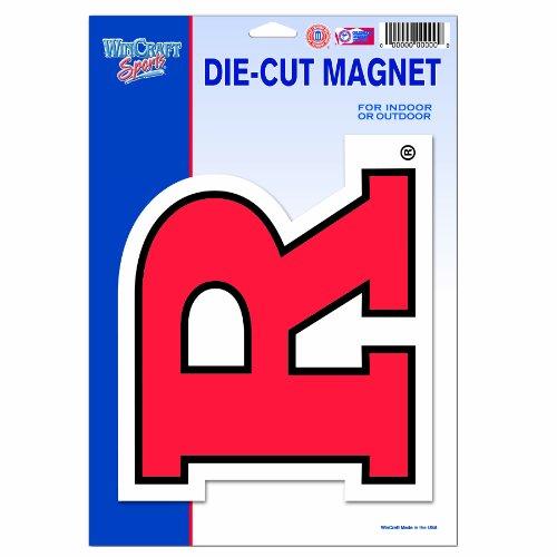 Wincraft Ncaa Rutgers Scarlet Knights Die Cut Logo Magnet