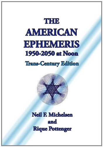 The American Ephemeris 1950-2050 at Noon ebook